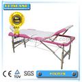 2014 agua de alta calidad cama de masaje cama de la quiropráctica