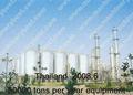95%- 99.9% alcohol comestible equipos de destilación