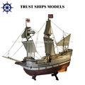 Modelo de velero histórico