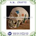 cráneo de resina para regalos del festival