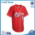 jerseys del béisbol de la venta caliente camuflaje digital personalizado