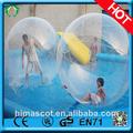 precio inflable del agua caminando pelota, bolas para caminar sobre el agua, caminar sobre el agua pelota inflable