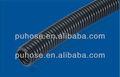 la protección de cable flexible de tuberías de plástico cubre