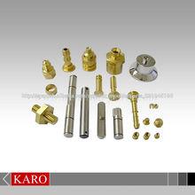 alta precisión de mecanizado de piezas/de latón piezas de mecanizado cnc