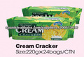 200g de Galletas Cream Cracker