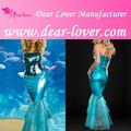 de lentejuelas 2pc metálico sirena vestido de princesa traje 2014 caliente www com sexo