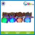 Peluche oso de peluche juguetes LED