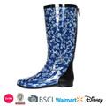 mujer botas de lluvia comodidad 2014
