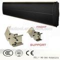 2400w calentador eléctrico y deinfrarrojos calentador adecuado para el dormitorio y sala de estar y al aire libre