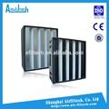 de alta calidad y precio de fábrica compacta filtro de aire hepa