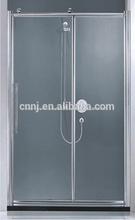 (14) 6mm de cobre de la rueda de vidrio templado precio las salas de baño