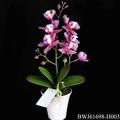 nuevo estilo de la flor de la orquídea artificial al por mayor precio de fábrica