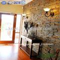 el revestimiento de la pared decoración de ladrillo de revestimiento de la pared del panel de revestimiento de paneles de pared