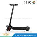 La promoción de ventas kingswing chinos scooter eléctrico/scooters ciclomotores alimentado monociclo w1 plegable de dos ruedas