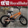 royalbaby bmx freestyle de aleación de aluminio marco niños bicicletas con ruedas de entrenamiento