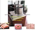 máquina cortadora de carne congelada