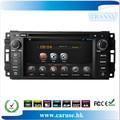 De audio para el coche gps para el jeep/chrysler 300c dodge