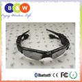 gafas de sol mp3 bluetooth manuales clip de reproductor mini digital mp3