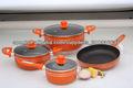 7pcs utensilios de cocina