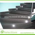 baldosas de granito gris oscuro precio barato escaleras de fábrica de china