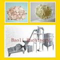 de yuca industrial máquina de la harina para el polvo fino con el ce