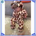 Padrão bebê pijama de flanela do bebê Pijama Animais