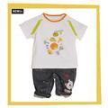 caliente la venta de bebé niño traje de moda