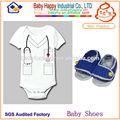 nome de marca de venda quente design lindo bebê crochet sandálias
