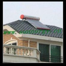 Precio bajo y calentador de calentamiento solar de agua de alta calidad con el CE, ISO, CCC, Solar Keymark, SGS, OEM disponible