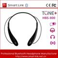 Alto gorro de final auriculares bluetooth con mejor lg bajo tono hbs800