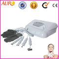 Microcurrent BIO eléctrico de elevación cara máquina de la belleza de la piel Au-8403