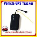 De la tarjeta sim del vehículo perseguidor de los gps de seguimiento de dispositivo de rastreo de vehículos con anti- robo