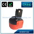 Reemplazo de batería de herramientas eléctricas para bosch 24v 3.0ah