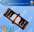 La fibra óptica de empalme exterior del recinto FCL-L07