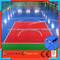 pisos cancha de baloncesto bajo techo