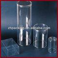 gh10 pvc embalagens tubos com tampa