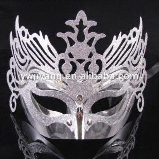 faça a festa unissex prata borboleta máscaras