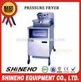 atacado de frango pressão profunda fritadeira máquina