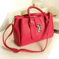 2013 venta caliente rojo bolso de mujer al por mayor