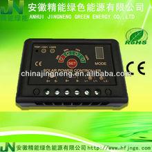 Pwm solar pv controlador de carga/pwm regulador solar 12v/24v 10 amp, 20 amp,Regulador del cargador