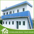 casa prefabricada modular, casa móvil de acero marco