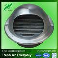 ventilação de ar de ventilação do banheiro janela veneziana