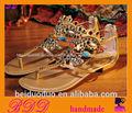 moda casual dama sandalia 2014