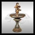 fuente de bronce chico