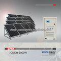 Generador Solar, off- grid 2kw generador solar para el hogar, china