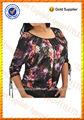 de alta calidad para blusa de mediana edad las mujeres