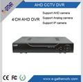 la nueva tecnología 720p ahd dvr de fábrica precio 4ch en tiempo real de grabación a 25 fps