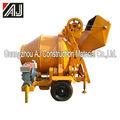 350L Guangzhou JZG350 Diesel betoneira, China Fabricante