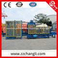 Línea de la máquina de bloques de hormigón Máquina de bloques de hormigón