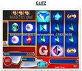 GLITZ WMX NXT V.1 casino ranura de juego de mesa de PCB